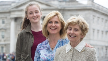 Three Generations at Trinity