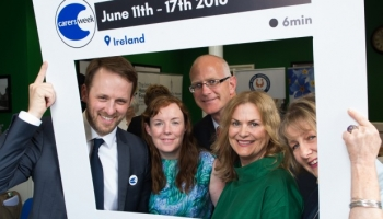 Carers Week 2018 launch, Carmichael Centre