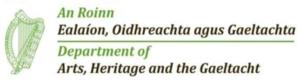 Arts, Heritage Logo
