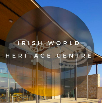 Irish world heritage centre