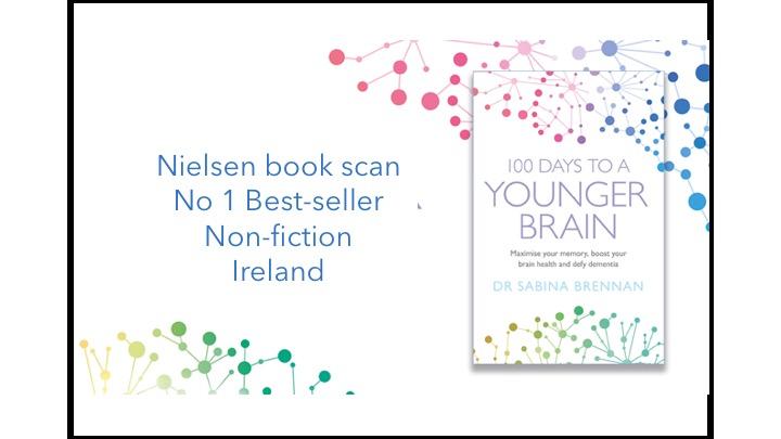 News: Irish No 1 non-fiction best-seller - Sabina Brennan