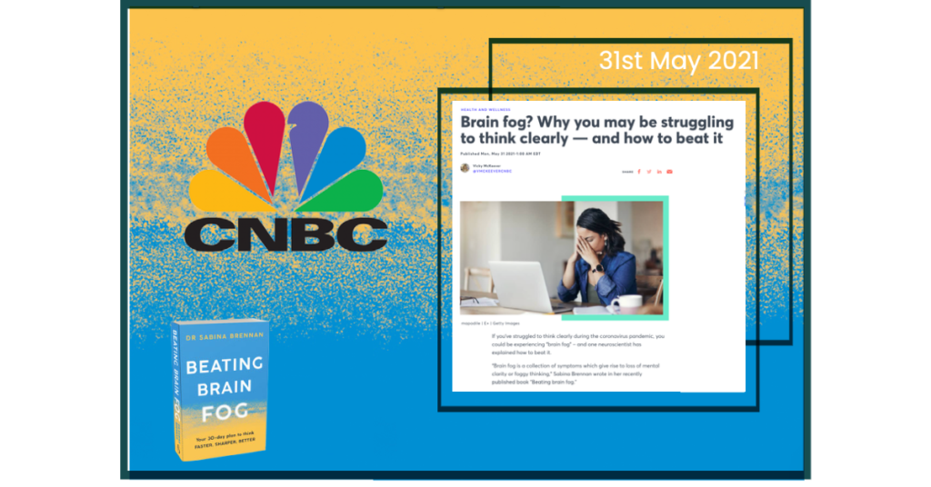 Clip from CNBC Feature