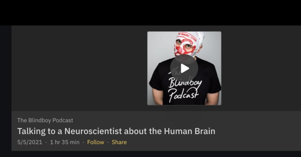 Podcast Blindboy